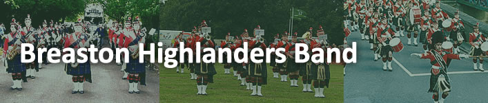 scottish highlanders band