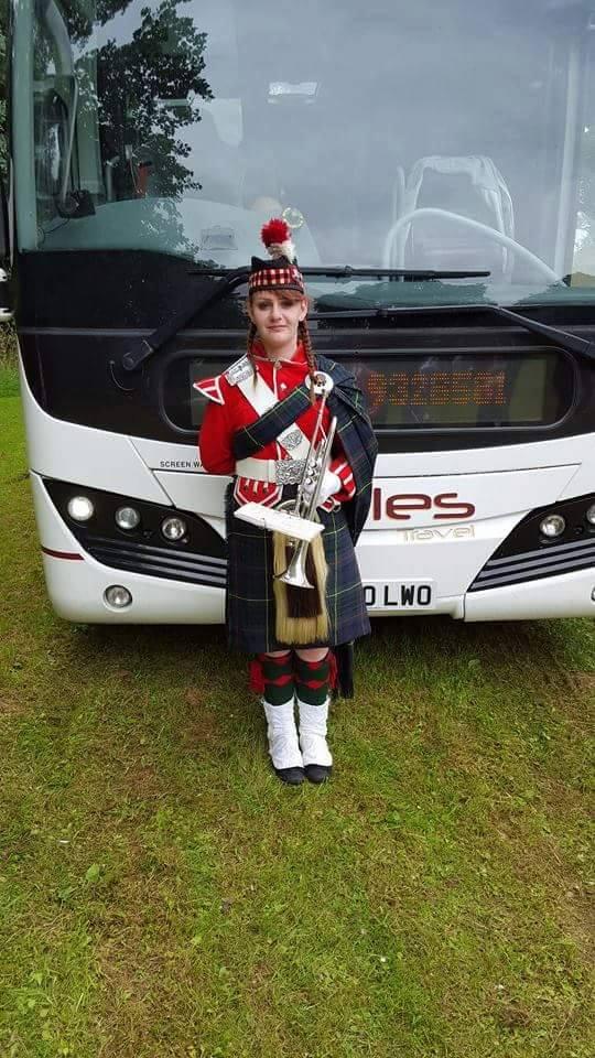 liz breaston highlanders band