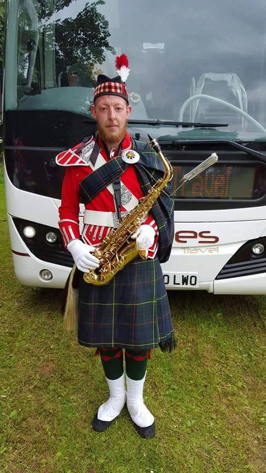 tom breaston highlanders band