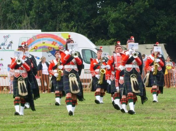 highlanders band